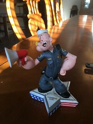 Popeye the Sailor Collectible Figure