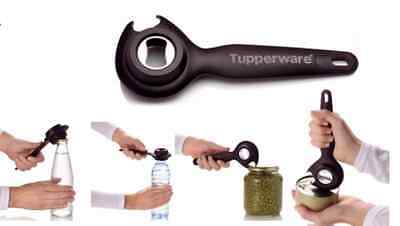 TUPPERWARE Universal Bottle Can Jar opener special offer