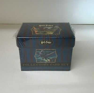 Harry Potter Literary Collectors Set - Sealed Trading Card Factory Box - ArtBox