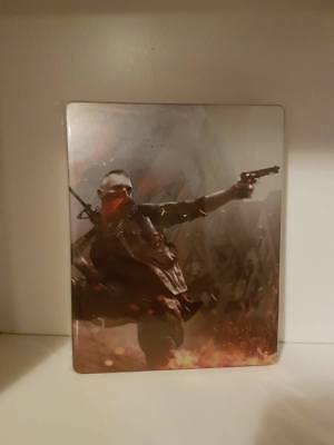 Steelbook - Homefront / The Revolution - Playstation 4 - Xbox One - Blu Ray leer