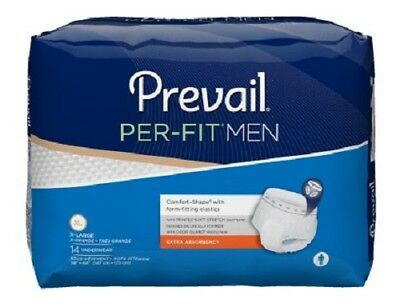 Prevail Per-Fit For Men Underwear, XL, EXTRA LARGE, PFM-514 - Case of 56