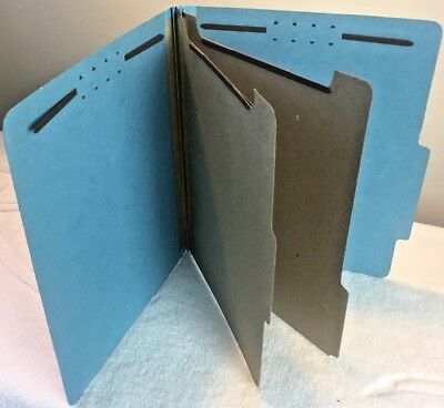 CLASSIFICATION FOLDER 2 DIVISION 6 SECTION MADE OF PRESSBOARD 10ct BEST QUALITY