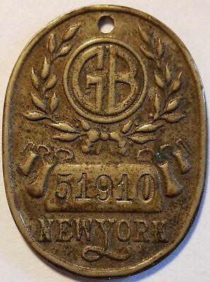 Gimbel Brothers Dept. Store New York, NY 1887-1987 Charge Plate Fob Coin Token