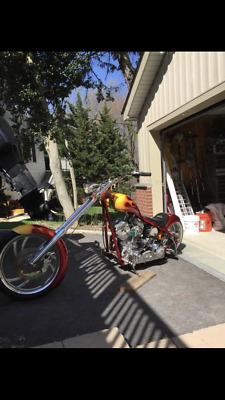 2006 Custom Built Motorcycles Chopper  Custom chopper