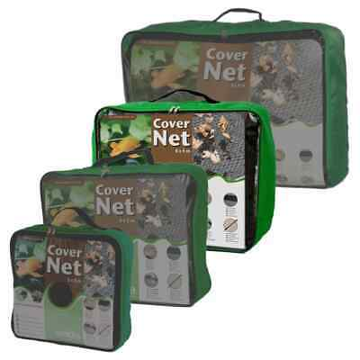 Velda Cover Net 6x5 m Pond Guard Pest Deterrent Fish Protector Garden Strong