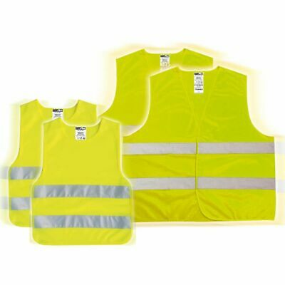 ProPlus Safety Vests Family Pack 540318 High-Visibility Jackets Waistcoat