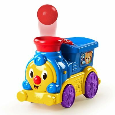 Bright Starts Activity Toy Baby Kids Children Game Roll & Pop Train K10308