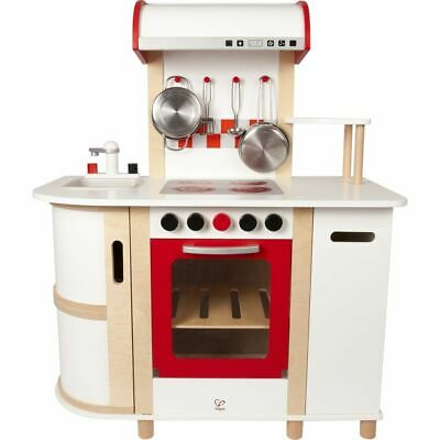 Hape Multifunctional Toy Kitchen E8018 Toy Food Toddler Child Age 3+ Years