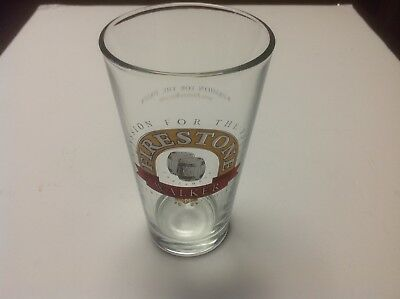 Firestone Walker Brewing Co. Pint Beer Glass Passion For The Pale