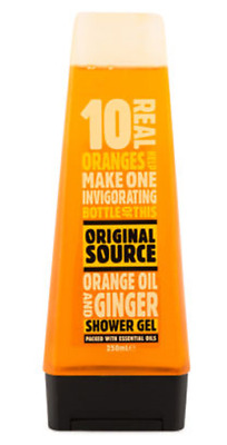 Original Source 250ml Orange Oil & Ginger Shower Gel