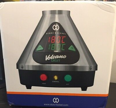 Volcano Storz & Bickel Digital With Easy Valve Starter Brand New !
