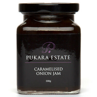 NEW Pukara Estate Caramelised Onion Jam