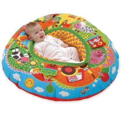 Galt Toys Baby Inflatable Play Mat Gym Play Chair Gift Playnest Farm 381004057