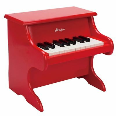 Hape Wooden Red Playful Piano E0318 1 Pcs Age 3 Years+ Children Toddler Play