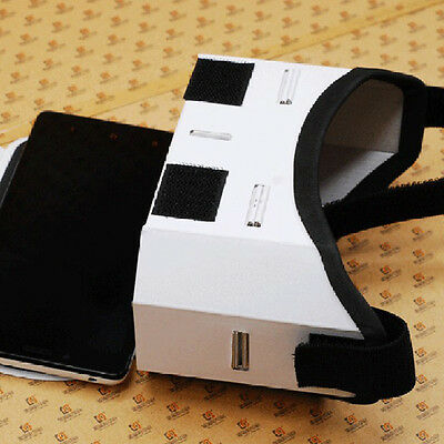 3D Google Virtual Reality Glasses Cardboard Game Movie for  Phone