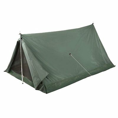 Premium Quality 2 Person Backpacking Tent Classic Frame Pup Design Easy Install  sc 1 st  PicClick & MSR Hubba Hubba NX 2 Person Backpacking Tent Footprint Grey One ...