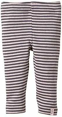 LANA natural wear - Leggings, Bimba, Multicolore (Mehrfarbig (rose (q2x)