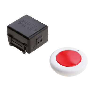 Red Remote Control Switch Receiver Transmitter Kit Learning 315MHz DC 12V