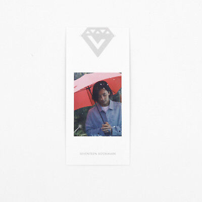 [SEVENTEEN]Love Letter album Official Bookmark Photocard - JEONGHAN