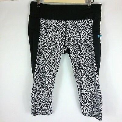 Lululemon athletica womens sz 10 run top speed crop pants yoga outdoors athletic