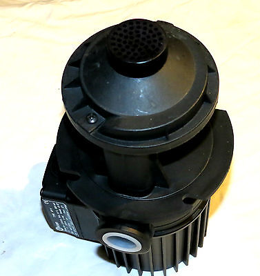 submersible pump coolant 60 LT / min ap11-1 Wave Stainless Steel / taucht.110 mm