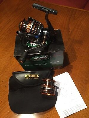 Angelrolle, Michell Mag Pro Lite 2000