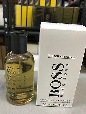 Boss Bottled Intense By Hugo Boss Eau De Parfum Spray 33 Oz For Men