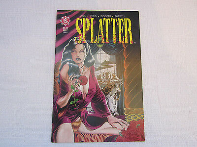 Splatter issue 1 - May 1991
