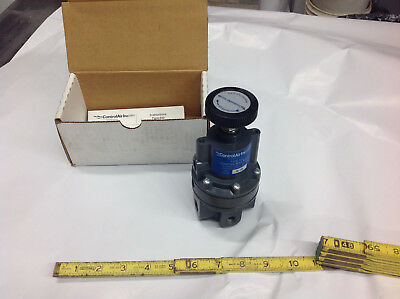Control Air Type 650 Positive Bias Relay Air Pressure Regulator 0-30  NEW IN BOX