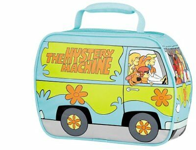 NEW Thermos Novelty Lunch Kit, Scooby Doo and the Mystery Machine FREE2DAYSHIP