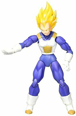 Bandai Tamashii Nations S.H. Figuarts: Dragon Ball Z - Super Saiyan Vegeta Color