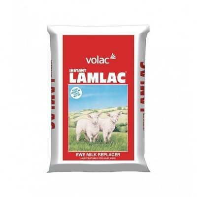 Volac Lamlac Lamb Milk Replacer Powder Also For Goat Kids X 5 Kg