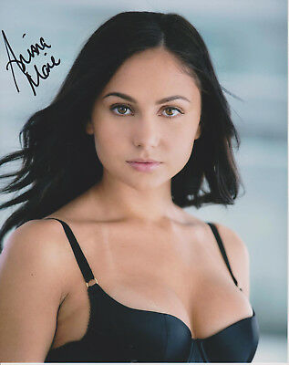 Ariana Marie Autographed Signed 8x10 Photo REPRINT Model