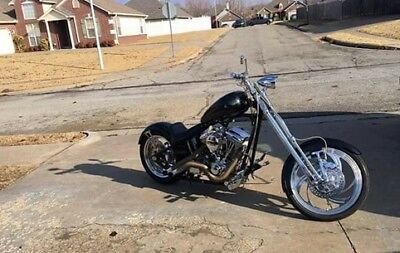 2015 Custom Built Motorcycles Chopper  2015 custom chopper