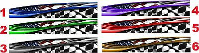 Wrap Vehicle Boat Car Truck Trailer side  Graphics Decals Vinyl Stickers Flag