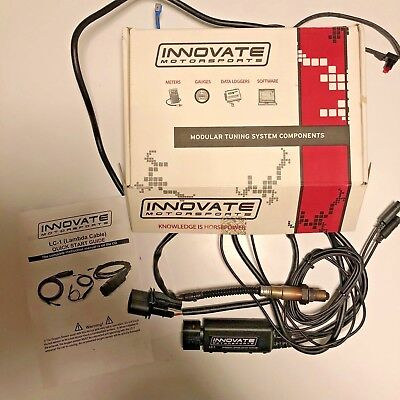 Innovate LC-1 Wideband Controller and O2 Oxygen Sensor