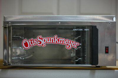 Otis Spunkmeyer OS1 Commercial Cookie Covection Oven 12/20/2012