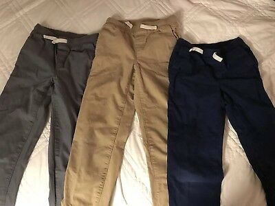 Mixed Lot Tops Pants Shorts Boys Play Clothes Size 7
