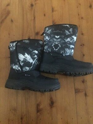 Girls / Women's Snow Boots Size 38