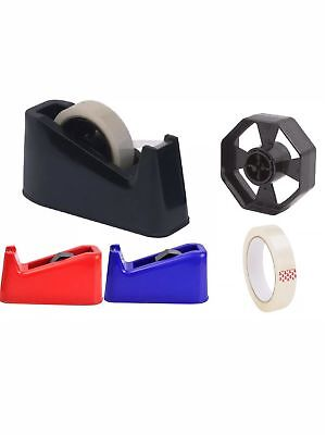 Heavy Duty Sellotape Desktop Dispenser Tape Spares Wheel Replacement Parts