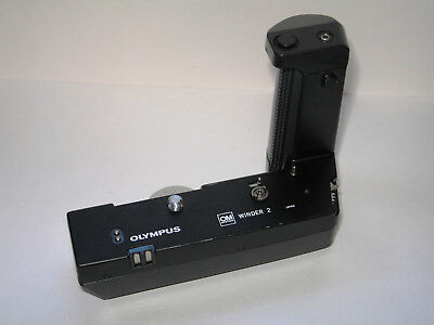 OLYMPUS OM WINDER 2 FOR OM1N/2/2N/2S/3/3Ti/4/4T/10/20/30/40/2000/G/F/PC BODY