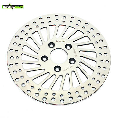 11.5'' Harley Polished Front Brake Disc Rotor For Sportster XL XLH 883 1200