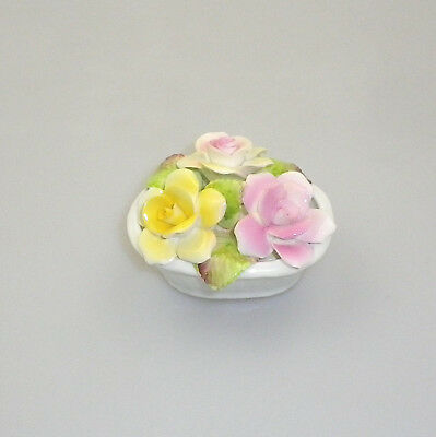 Royal Stratford Porcelain Flower Arrangement