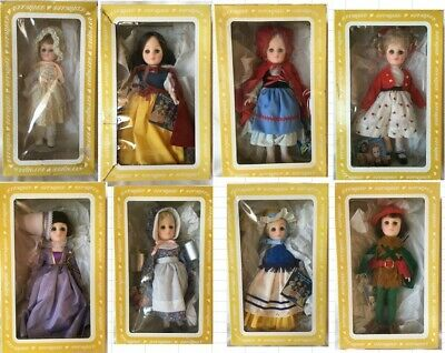 Lot of 30 Vintage Effanbee Dolls from the 80s & 90s ~ All w/ Original Box