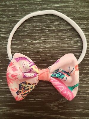 Custom Made Bow Headband