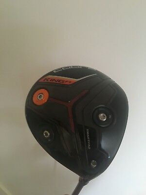 king cobra F7 driver stiff shaft