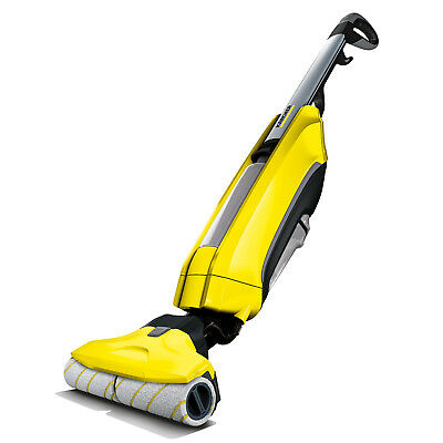 Karcher FC5 2-IN-1 HARD FLOOR CLEANER 1.055-504.0 Forward Rotating Rollers