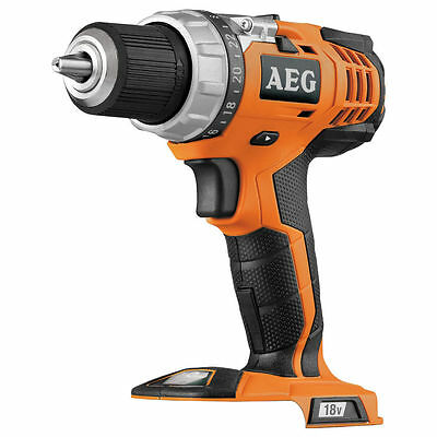 AEG 18V Compact Drill Driver BS 18C - Brand New! Skin Only!