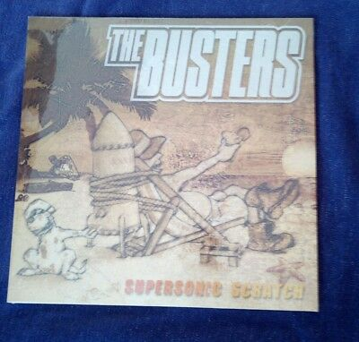 The Busters - Supersonic Scratch (Dr. Ring Ding)