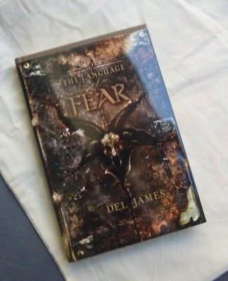The Language of Fear, by Del James (Limited Cemetery Dance edition)